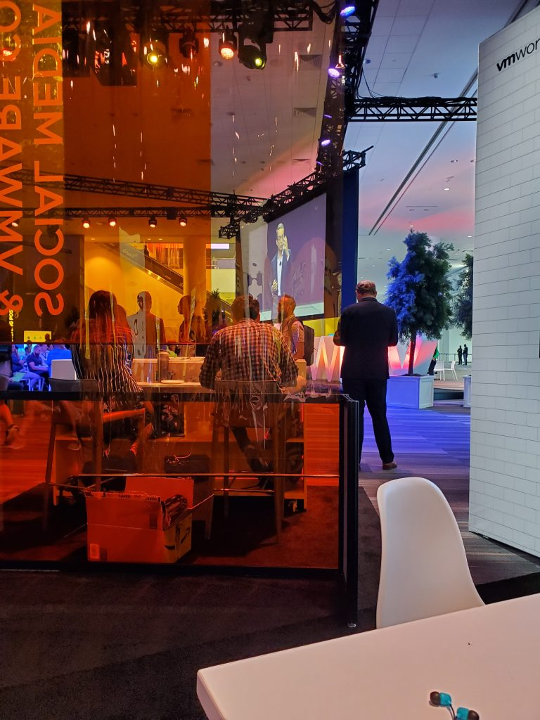 keynotes from the bloggers lounge at VMworld 2019 US